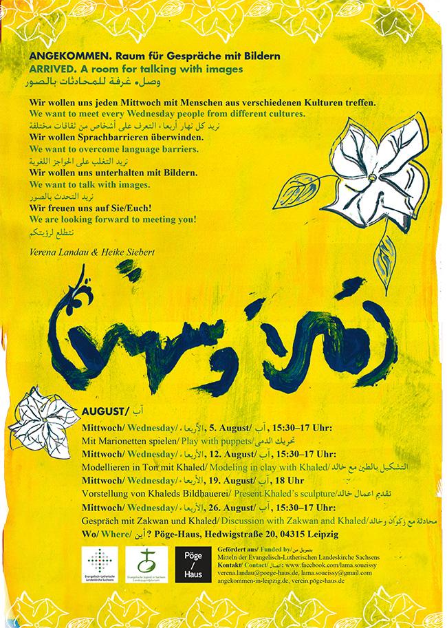 August-Flyer